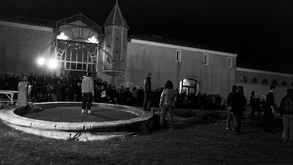 OVNI - Volontaire - Festival Hybrides 2, Montpellier - mars 2010