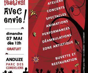07.05.17 … Festival AVeC'envie ! performance dansée